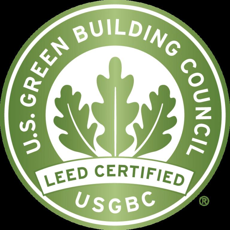Campos Engineering is LEED Certified