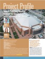 Dickies Arena article