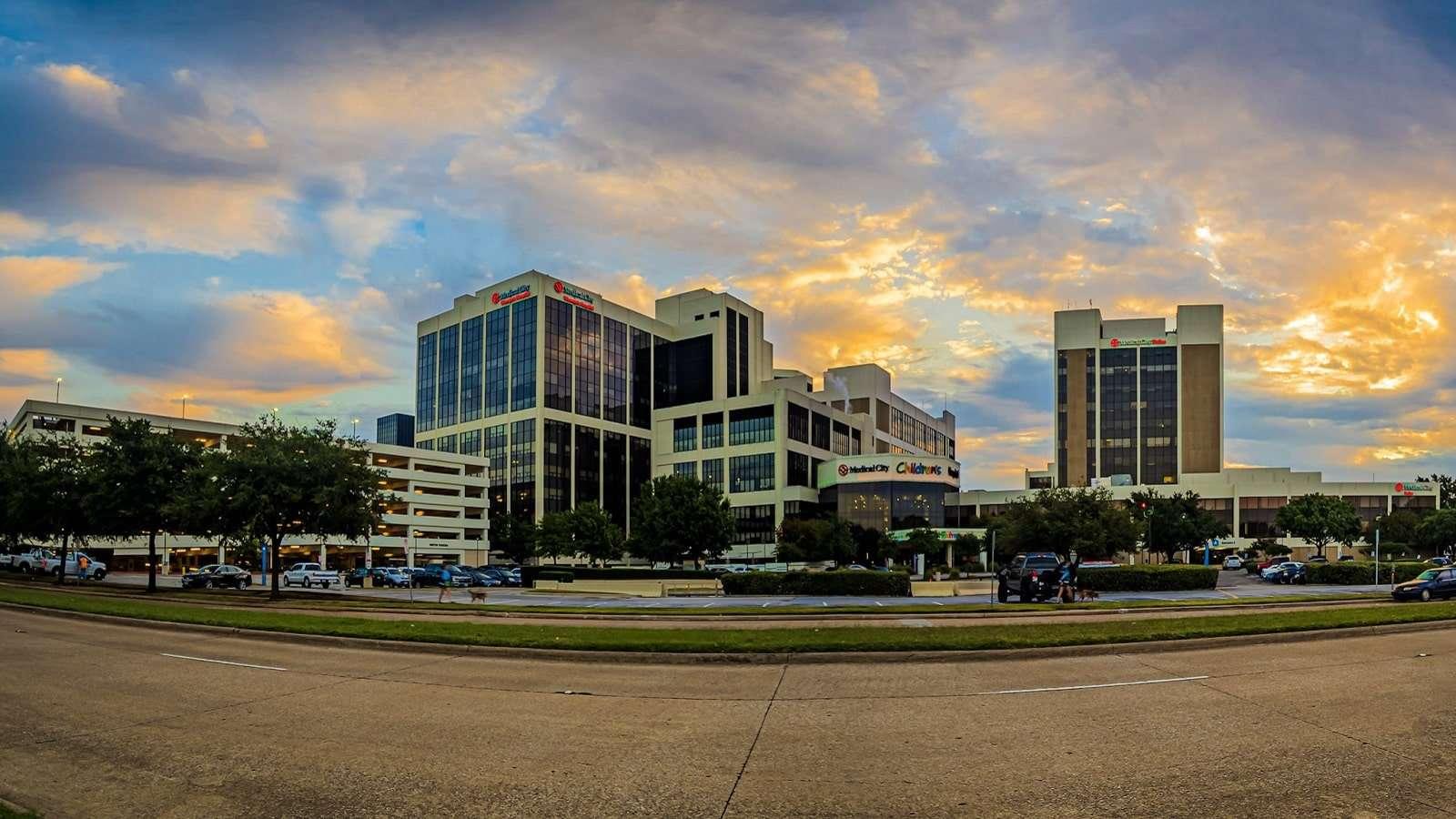 Medical City Dallas - Campos Engineering Project