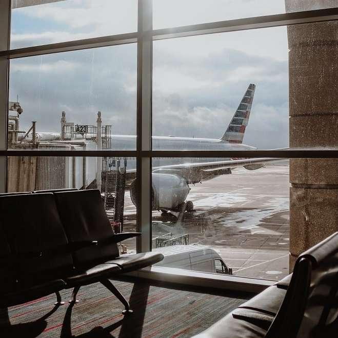 DFW Airport briana tozour unsplash aviation menu image